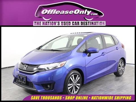 2016 Honda Fit for sale in Orlando, FL