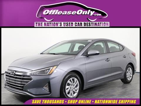 2019 Hyundai Elantra for sale in Orlando, FL