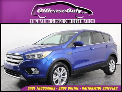 2017 Ford Escape for sale in Orlando, FL
