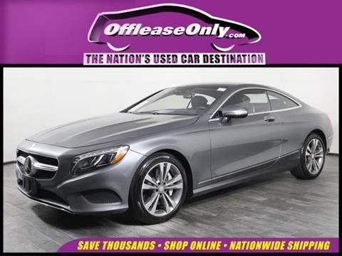 2016 Mercedes-Benz S-Class for sale in Orlando, FL