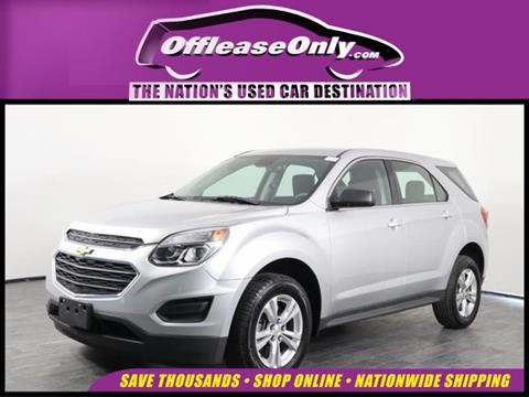 2017 Chevrolet Equinox for sale in Orlando, FL