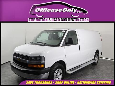 2018 Chevrolet Express Cargo for sale in Orlando, FL