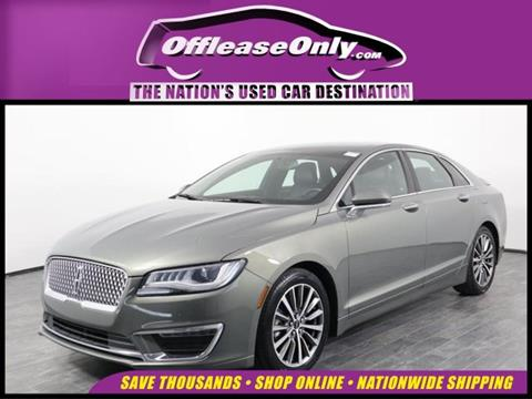 2017 Lincoln MKZ Hybrid for sale in Orlando, FL