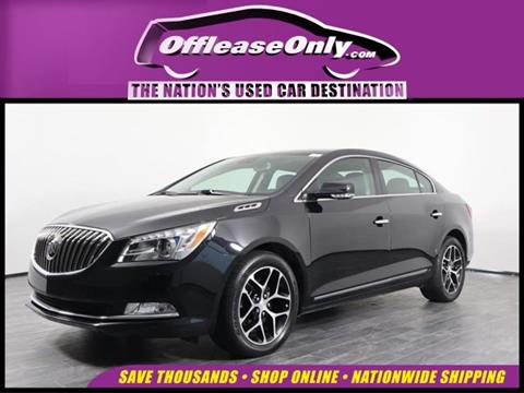 2016 Buick LaCrosse for sale in Orlando, FL