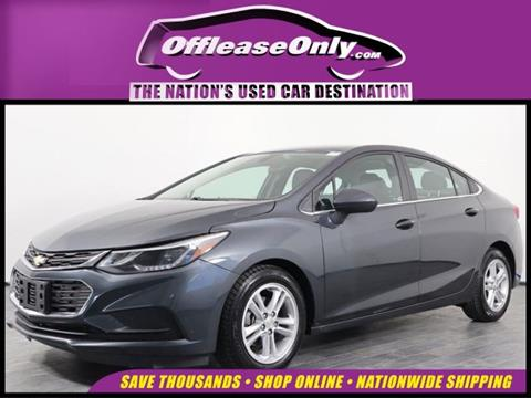 2017 Chevrolet Cruze for sale in Orlando, FL
