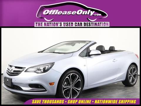 2017 Buick Cascada for sale in Orlando, FL