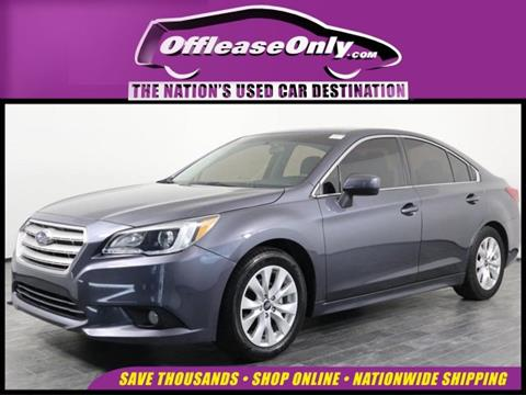 2016 Subaru Legacy for sale in Orlando, FL