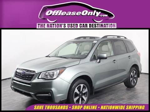 2017 Subaru Forester for sale in Orlando, FL