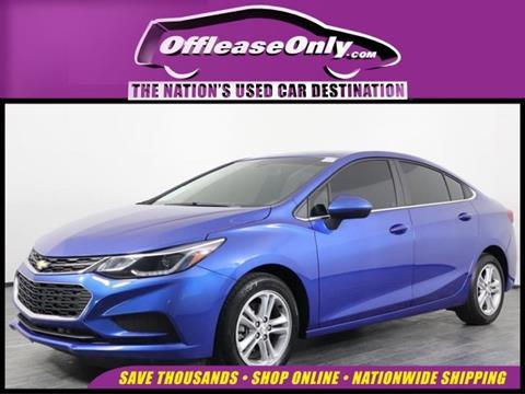 2017 Chevrolet Cruze for sale in Orlando, FL