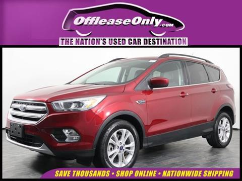 2017 Ford Escape for sale in Orlando, FL