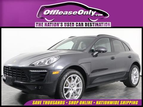 2017 Porsche Macan for sale in Orlando, FL