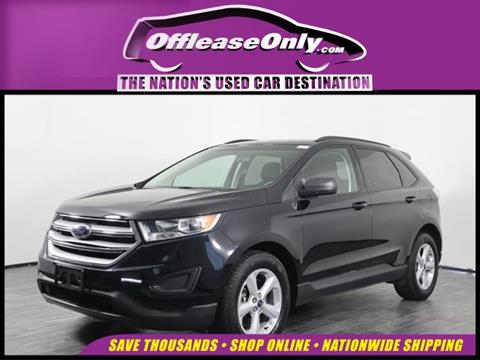 2016 Ford Edge for sale in Orlando, FL