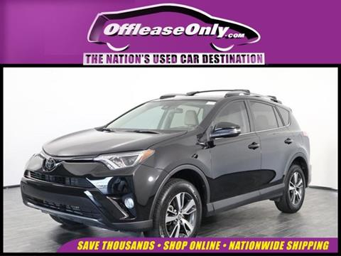 2017 Toyota RAV4 for sale in Orlando, FL