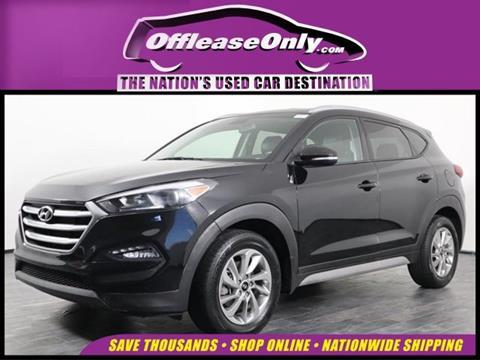 2017 Hyundai Tucson for sale in Orlando, FL