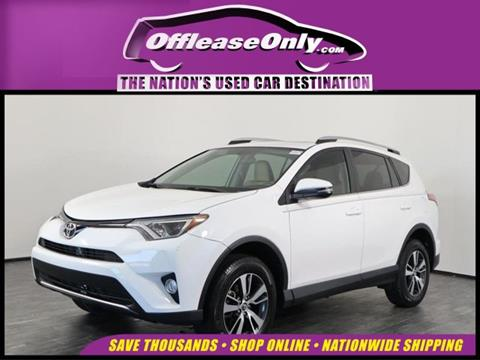 2016 Toyota RAV4 for sale in Orlando, FL