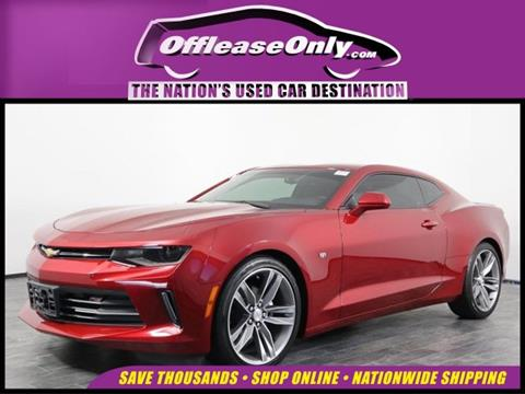 2017 Chevrolet Camaro for sale in Orlando, FL