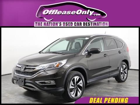 2016 Honda CR-V for sale in Orlando, FL