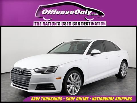 2017 Audi A4 for sale in Orlando, FL