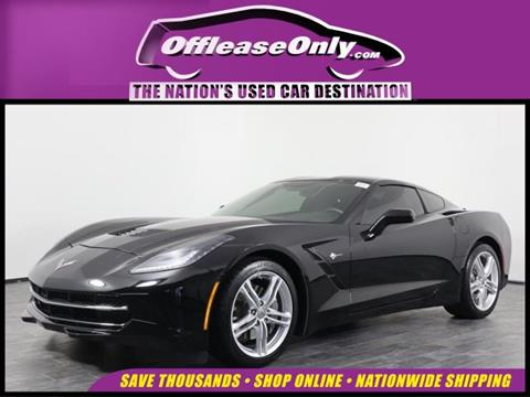 2017 Chevrolet Corvette for sale in Orlando, FL