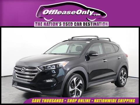 2016 Hyundai Tucson for sale in Orlando, FL