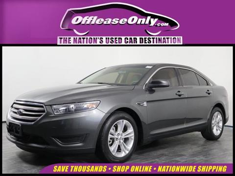 2016 Ford Taurus for sale in Orlando, FL