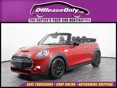 2017 MINI Convertible for sale in Orlando, FL