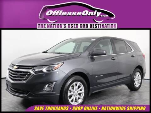 2018 Chevrolet Equinox for sale in Orlando, FL