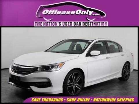 2017 Honda Accord for sale in Orlando, FL