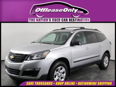 Used Chevy Traverse >> Used Chevrolet Traverse For Sale Carsforsale Com