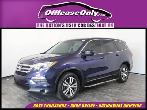 2016 Honda Pilot EX-L for sale at OffLeaseOnly.com The Nation's Used Car Destination in Orlando FL