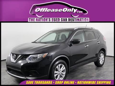 2016 Nissan Rogue for sale at OffLeaseOnly.com The Nation's Used Car Destination in Orlando FL