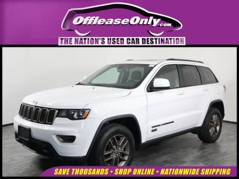 2016 Jeep Grand Cherokee for sale at OffLeaseOnly.com The Nation's Used Car Destination in Orlando FL