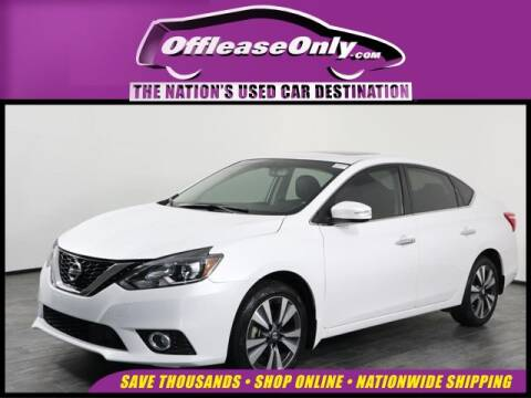 2017 Nissan Sentra for sale at OffLeaseOnly.com The Nation's Used Car Destination in Orlando FL