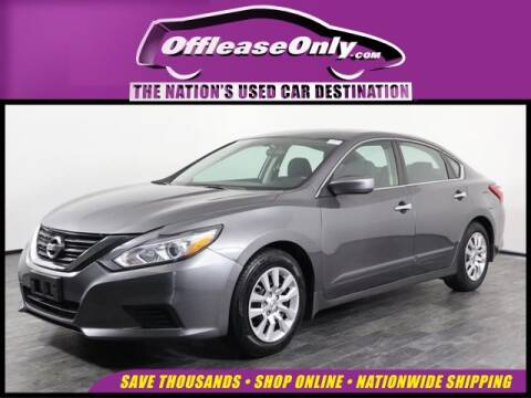 2017 Nissan Altima for sale at OffLeaseOnly.com The Nation's Used Car Destination in Orlando FL