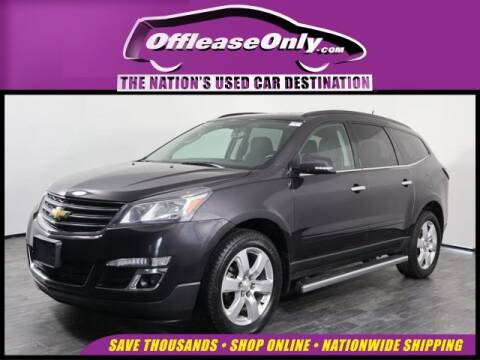 2017 Chevrolet Traverse LT for sale at OffLeaseOnly.com The Nation's Used Car Destination in Orlando FL