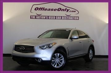 2014 Infiniti QX70 for sale in Orlando, FL