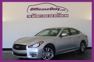 2015 Infiniti Q70 for sale in Orlando, FL