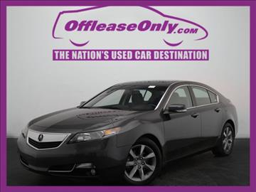 2013 Acura TL for sale in Orlando, FL