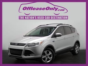 2014 Ford Escape for sale in Orlando, FL