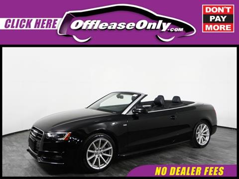 2016 Audi A5 for sale in Orlando, FL