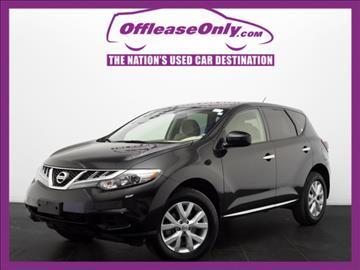 2013 Nissan Murano for sale in Orlando, FL