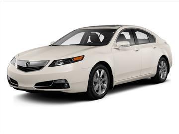 2013 Acura TL for sale in Orlando, FL