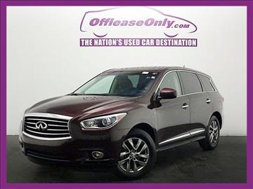 2015 Infiniti QX60 for sale in Orlando, FL