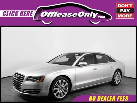 2014 Audi A8 L for sale in Orlando, FL