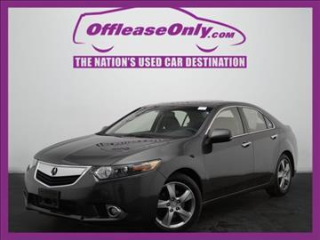 2013 Acura TSX for sale in Orlando, FL