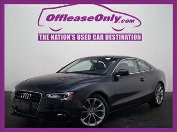 2014 Audi A5 for sale in Orlando, FL