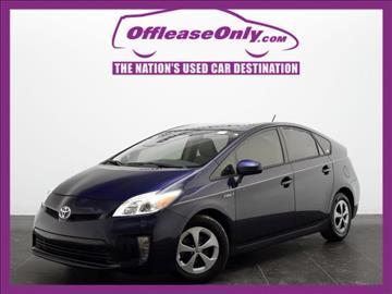 2014 Toyota Prius for sale in Orlando, FL