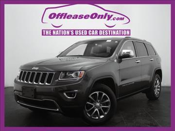 2014 Jeep Grand Cherokee for sale in Orlando, FL