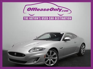 2013 Jaguar XK for sale in Orlando, FL