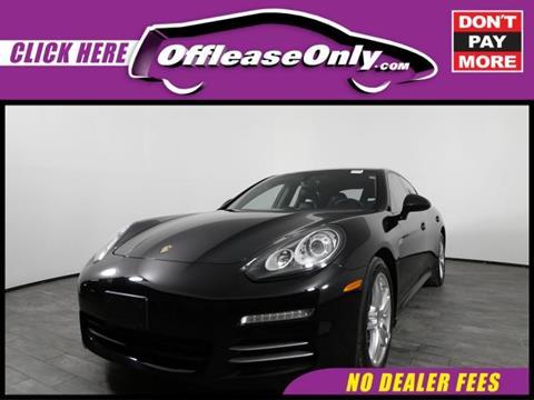 2014 Porsche Panamera for sale in Orlando, FL